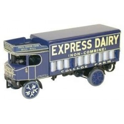 Sentinel Dropside Waggon Express Dairy Premium Corgi CC20002