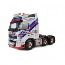 Volvo FH (Face Lift) Collier Cowdenbeath, Fife New (Modified tooling) L.E. Corgi CC13248