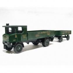 Sentinel & Trailer E.C. Gransen & CO. Corgi CC20004