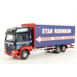 Foden Alpha Curtainside Lorry Stan Robinson LTD N.Tool. Corgi CC13903