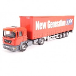 ERF ECS Curtainside ERF The new génération Corgi CC12701