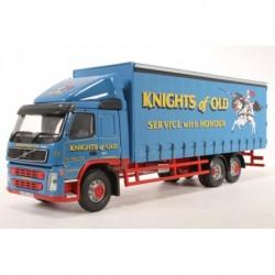 Volvo FM Curtainside Lorry Knights of Old Corgi CC13522
