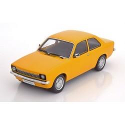 Opel Kadett C Saloon 1978 Ochre Yellow KK Scale KKDC180012