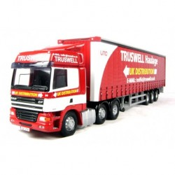 DAF CF Curtainside John Truswell & Sons LTD Corgi CC13617