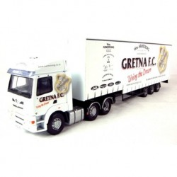 Foden Alpha Step Frame Curtainside William Armstrong - Gretn Corgi CC13910