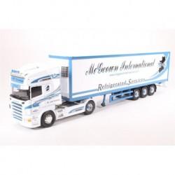 Scania R Fridge Trailer McGeown International LTD RY, Co Down, NI Corgi CC13736