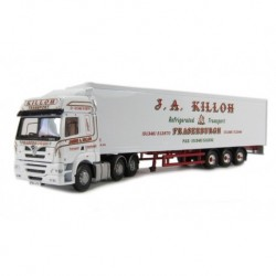 Foden Alpha Fridge Trailer, J. A. Killoh Transport Faserburgh Corgi CC13915