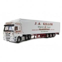Foden Alpha Fridge Trailer, J. A. Killoh Transport Faserburgh Corgi CC13915