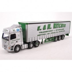 Foden Alpha Curtainside E & N Ritchie (Highly Limited Run) Corgi CC13906