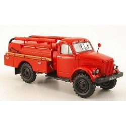 ATSUP-20 (63-60) Fire engine on GAZ-63 Chassis Dip Models DP106302