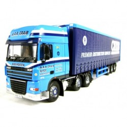 DAF 105 Curtainside A R R Craib Transport Highly Corgi CC14102