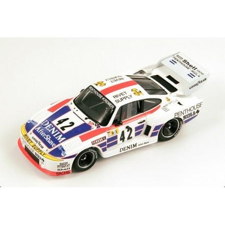Porsche 935 K2 42 24 Heures du Mans 1977 Spark S2029