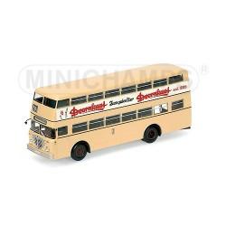 Bussing D2U Double Deck Bus Mit Offenem Heckeinstieg Doornkaat 1958 Minichamps 439071085