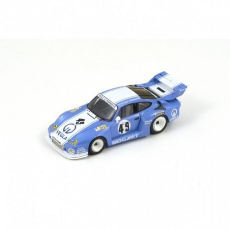 Porsche 935 49 24 Heures du Mans 1980 Spark S2046
