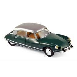 Citroen DS Spécial 1971 Verte Norev 157008