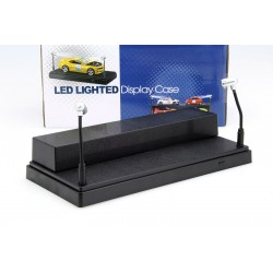 Vitrine Showcase avec Leds 1/43 1/24 Triple9 T9-4399052