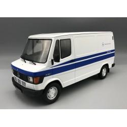 Mercedes 207/208D Transport - Mercedes service White KK Scale KKDC180302