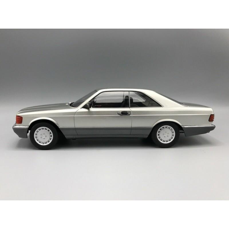 1980 Anth 1:18 180331 KK-SCALE Mercedes Benz SEC 560 C126