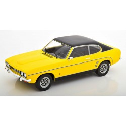 Ford Capri MKI 1973 Dark Yellow and Black MCG MCG18085