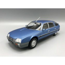 Citroen CX 2500 Prestige Phase 2 1986 Blue Whitebox WB124027