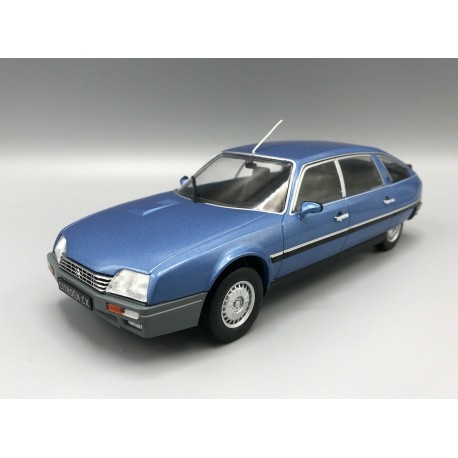 Citroen CX 2500 Prestige Phase 2 1986 Blue Whitebox WB124027