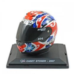 Casque 1/5 Casey Stoner Moto GP 2007 IXO GC035