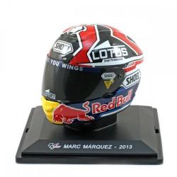 Casque 1/5 Marc Marquez Moto GP 2013 IXO GC029