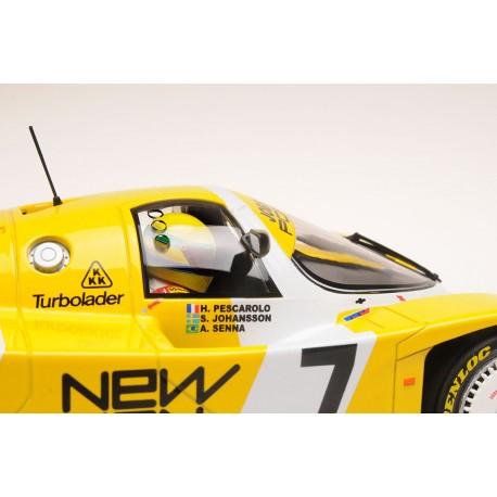 Porsche 956K 7 1000km du Nurburgring 1984 Minichamps 540841807