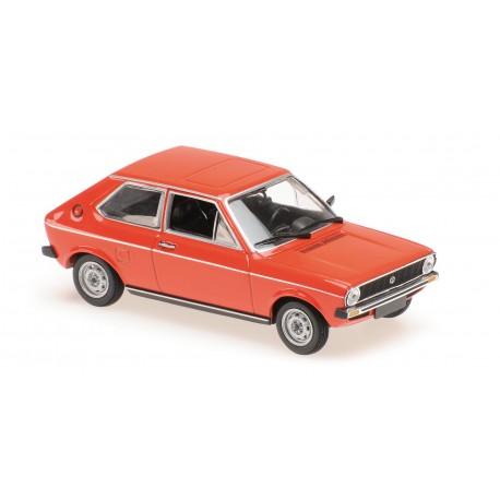 Volkswagen Polo Red 1979 Minichamps 940050500
