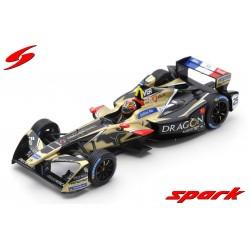 Techeetah Formule E 25 New York 2018 Jean Eric Vergne Spark S43FE04