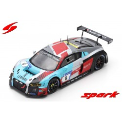 Audi R8 LMS 8 24 Heures du Nurburgring 2018 Spark SG422
