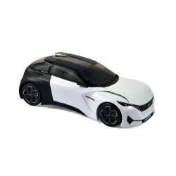 Peugeot Fractal Coupe Concept Car 2015 Blanche Norev 479990