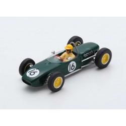 Lotus 18 16 F1 Pays-Bas 1961 Trevor Taylor Spark S5359