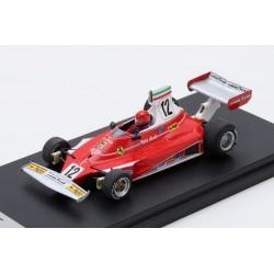 Ferrari 312T 12 F1 3ème Italie 1975 Niki Lauda Looksmart LSRC061