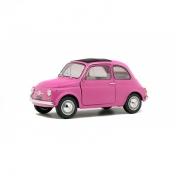 Fiat 500 1969 Pink Solido S1801402