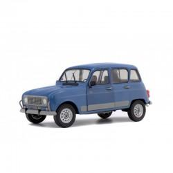 Renault 4L 1989 Blue Ardoise Solido S1800107