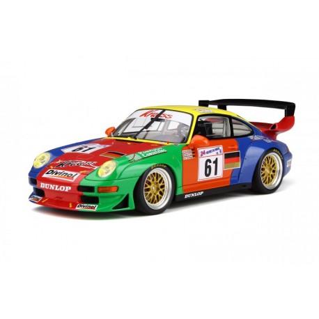 Porsche 911 GT2 61 24 Heures du Mans 1998 GT Spirit GT754
