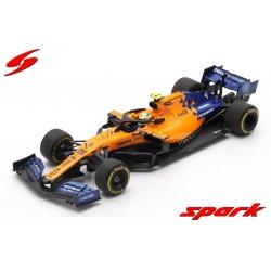 McLaren Renault MCL34 F1 2019 Lando Norris Spark S6081