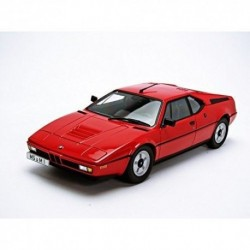 BMW M1 1978 Rouge Norev 183220