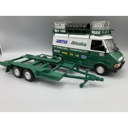 Fiat 242 Alitalia Rally Team Assistance 1979 IXO 18RMC027WX