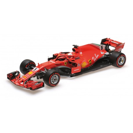 Ferrari SF71H F1 Winner Canada 2018 Sebastian Vettel BBR BBR181815