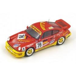 Porsche 911 Carrera Cup 76 24 Heures du Mans 1993 Spark S2071
