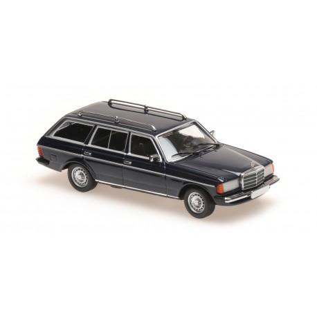 Mercedes Benz 230TE W123 1982 Blue Minichamps 940032211