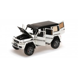 Mercedes-Benz G500 4x4 Concept White Almost Real ALM820203