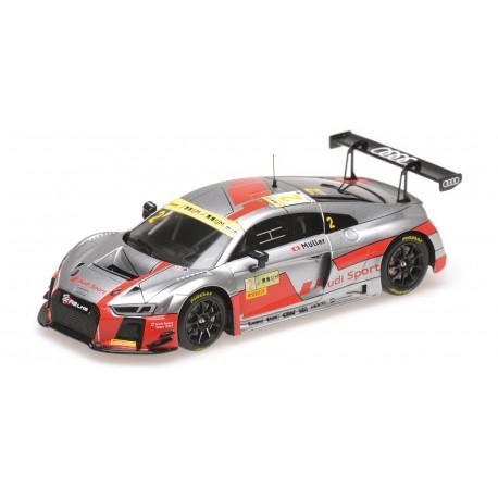 Audi R8 LMS 2 FIA GT World Cup Macau 2017 Nico Muller Minichamps 437171722