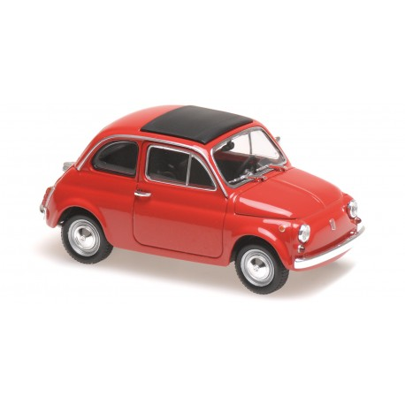FIAT 500 L 1965 Red Minichamps 940121600