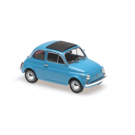 FIAT 500 L 1965 Blue Minichamps 940121601