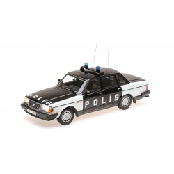 Volvo 240 GL 1986 Polis Sweden Minichamps 155171497