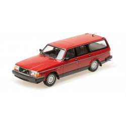 Volvo 240 GL Break 1986 Red Minichamps 155171411