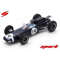 Lotus 24 14 Kanonloppet 1962 Graham Hill Spark S7122
